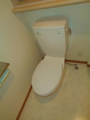 【トイレ】ウォブレマーニー昭和町