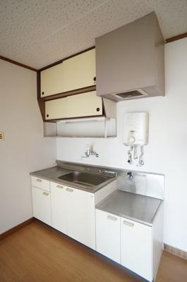 【キッチン】寿マンションC