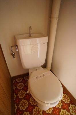 【トイレ】寿マンションC