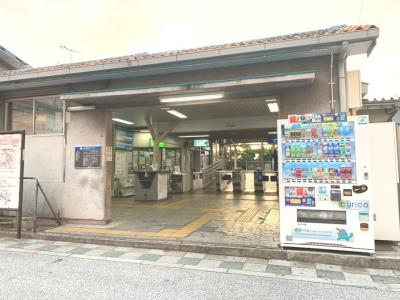 久米田駅です