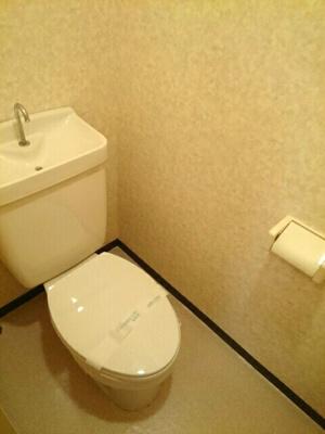【トイレ】第一もりひさハイツ(ダイイチモリヒサハイツ)