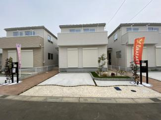 新京成線「三咲」駅徒歩26分の全22棟の新築一戸建てです。