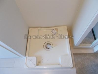 ブライト東長崎の室内洗濯機置場(別部屋参考写真)☆