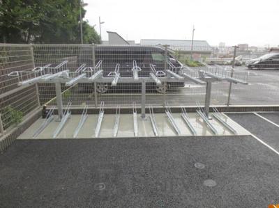 ルーブル新宿原町の共用部分です