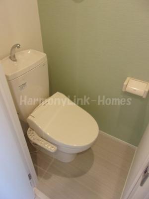 ノースフラワーのトイレ(別部屋参考写真)