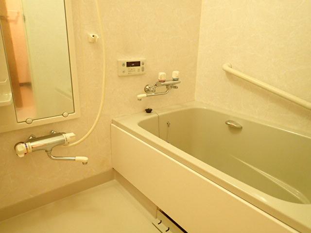 【浴室】リラハイツルネス北九条壱番館
