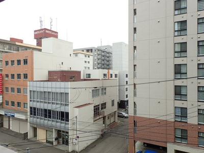 【展望】リラハイツルネス北九条壱番館