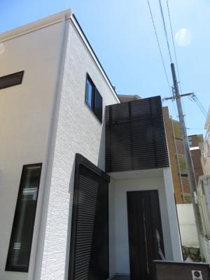 【外観】池田市石橋2丁目 新築戸建