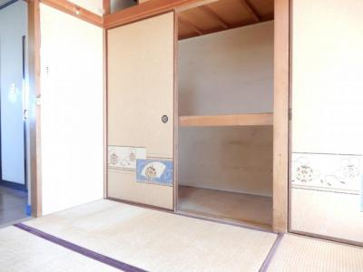 【収納】みなせマンション2号館