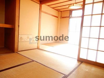 【居間・リビング】みなせマンション2号館