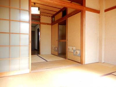 【寝室】みなせマンション2号館