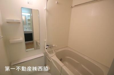 【浴室】ハッピーヒル
