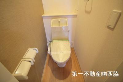 【トイレ】ハッピーヒル