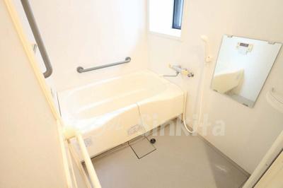 【浴室】ハウゼフジタ新大阪