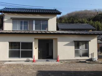 【外観】高崎市倉渕町川浦 中古戸建
