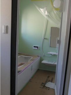 【浴室】高崎市倉渕町川浦 中古戸建