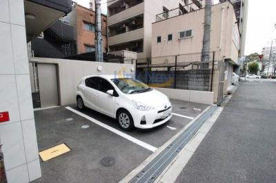 【駐車場】ランドセントラル梅田