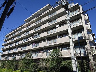 藤和シティコープ大宮宮原、8階建ての4階部分のご紹介です