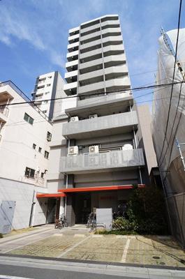 東日本銀行の上がお部屋です♪