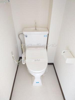 【トイレ】ジュネス青山
