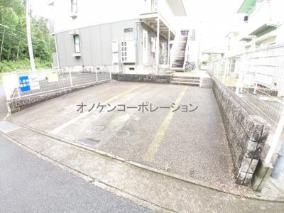 【駐車場】ジュネス青山