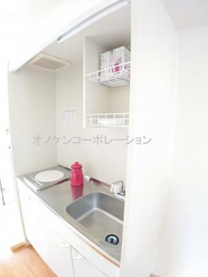 【キッチン】ジュネス青山