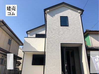 神戸市垂水区東垂水3丁目 新築一戸建て 2021/7/24現地撮影