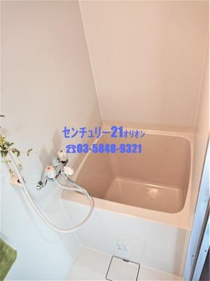 【浴室】クオテラス富士見台