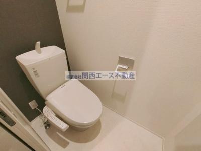【トイレ】エル・ソル旭町