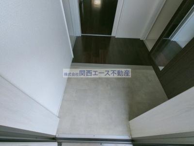 【玄関】エル・ソル旭町