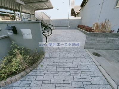 【エントランス】エル・ソル旭町