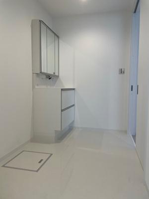 【洗面所】和歌山市鷹匠町6丁目・新築住宅・54268