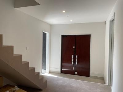 【玄関】和歌山市鷹匠町6丁目・新築住宅・54268