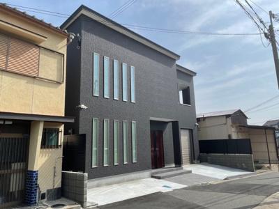 【外観】和歌山市鷹匠町6丁目・新築住宅・54268