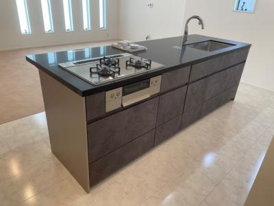 【キッチン】和歌山市鷹匠町6丁目・新築住宅・54268