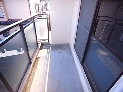 【バルコニー】サンシティ今寺