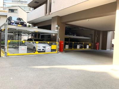 【駐車場】セントラルパレス大今里ステーションアヴェニュー