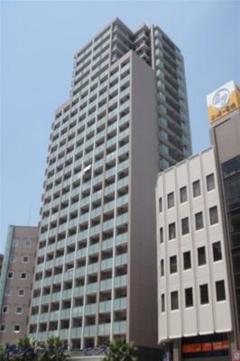 【外観】エグゼレジデンスタワー