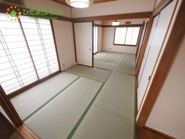 ここちよい眠りへといざなう畳の香りと和風空間(#^^#)