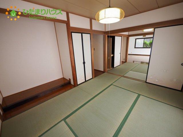 すぐ横になれる和室は、みんながほっと一息つける空間(^^)/