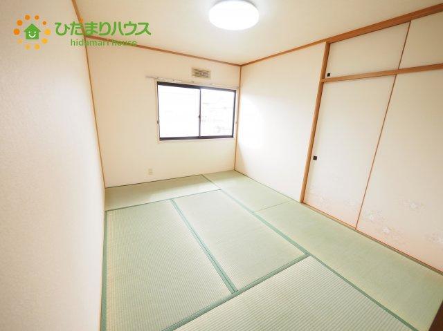 大人も子供もほっと一息つける和室です(#^^#)