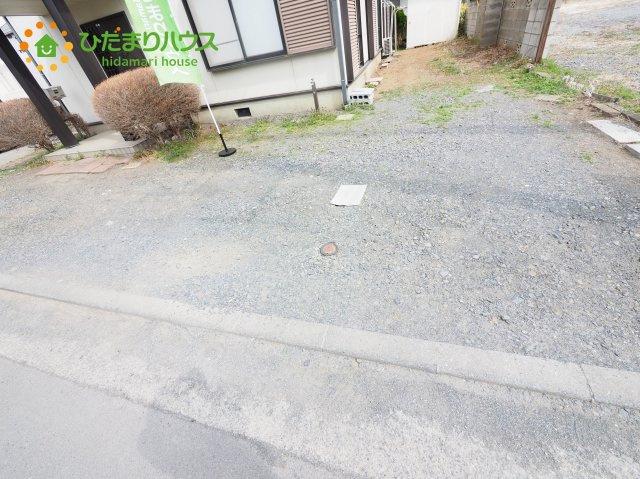 お友達が多くても安心☆敷地内4台分のカースペースあります!!