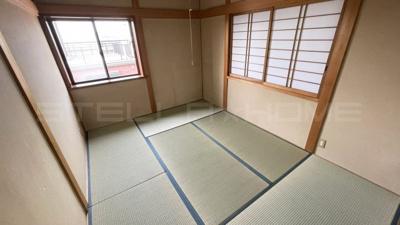3階には和室もあります。