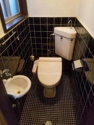 【トイレ】嵐山山ノ下町