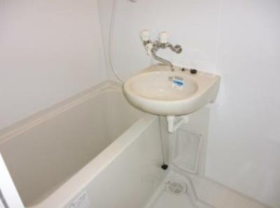 【浴室】コスモ駒沢