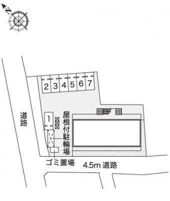 【その他】レオパレスToma Ⅲ