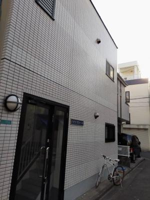 【展望】ハイツラフィーネ