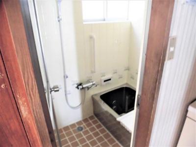 【浴室】京都市山科区東野百拍子町