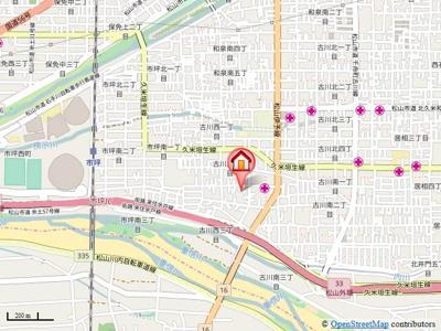 【地図】アトリウムA・