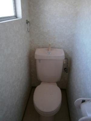 【トイレ】大東市錦町アパート